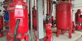 After-sales Service of Vertical Turbine Fire pump In Liuxi Power Station